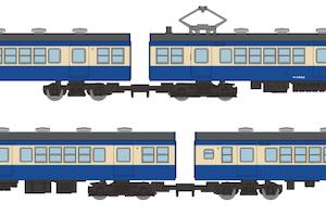 鉄道コレクション 国鉄70系福塩線4両セット