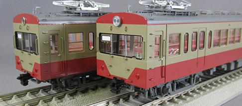 エンドウ 西武鉄道 451系