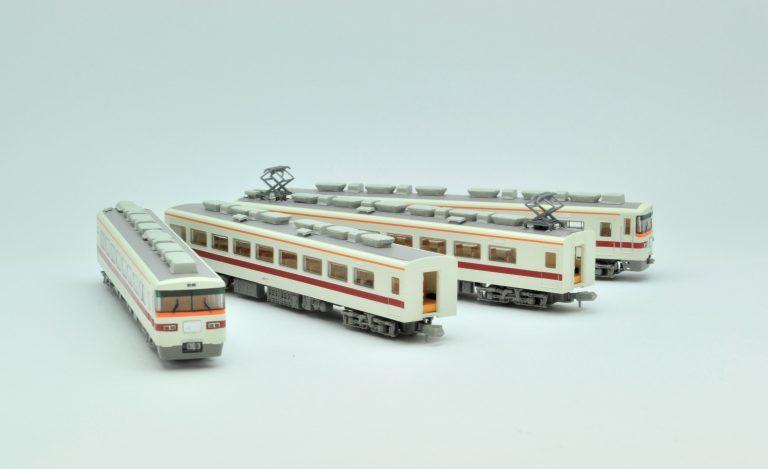 鉄道コレクション 東武鉄道350型 352編成 4両セット B