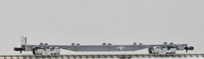 【TOMIX】コキ107形(増備型・コンテナなし)再生産