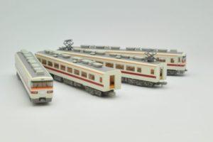 東武鉄道350型 351・353編成 4両セット A