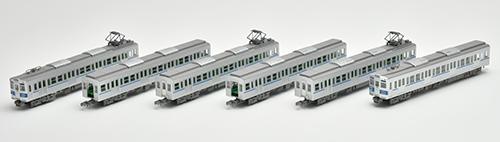 鉄道コレクション 東京都交通局6000形(分散冷房車)三田線6両セット