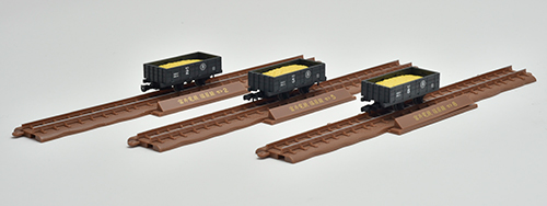 鉄道コレクション ナローゲージ80 猫屋線 短小無がい車 3両セット