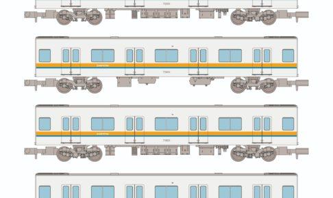 鉄道コレクション 313564 近畿日本鉄道7000系 6両セット