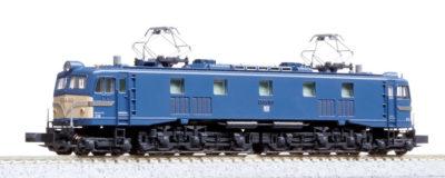 【KATO】EF58形150号機(宮原機関区・ブルー)再生産