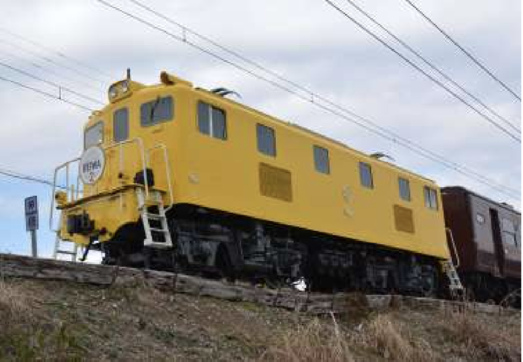 MICROACE マイクロエース A2081 秩父鉄道 デキ500 初期型 黄色