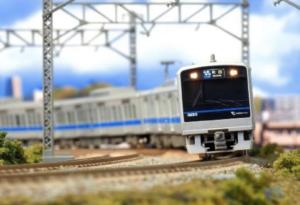 【グリーンマックス】小田急電鉄3000形(1次車・3253編成・インペリアルブルー帯)発売