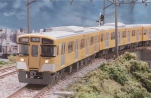 【グリーンマックス】西武鉄道9000系(9107編成・ベンチレータ撤去後)再生産