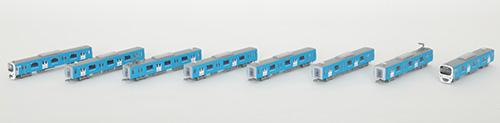 鉄道コレクション 鉄コレ 西武鉄道30000系ドラえもん50周年記念DORAEMON-GO!8両セット