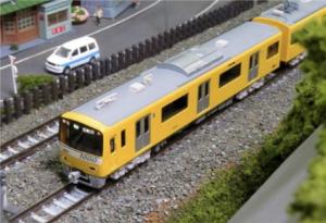 【グリーンマックス】京急電鉄 新1000形〈KEIKYU YELLOW HAPPY TRAIN〉発売