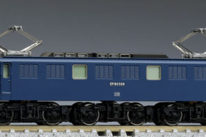 TOMIX トミックス 7148 国鉄 EF60-500形電気機関車(シールドビーム改造・一般色)