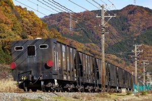 【マイクロエース】秩父鉄道 ヲキ100+ヲキフ100 鉱石貨物列車 発売