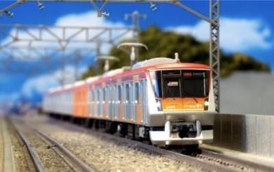 【グリーンマックス】東急電鉄6000系(Q SEAT車付き・ロングシートモード)発売