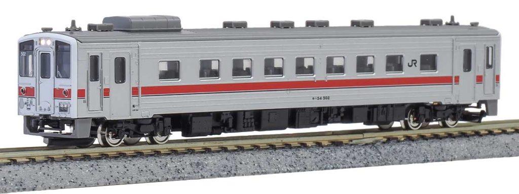 グリーンマックス 30406 JR北海道キハ54形(500番代・旭川車)1両単品(動力無し)