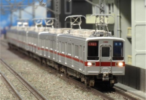 【グリーンマックス】東武鉄道10030型 10050番代(先頭車6両編成)発売