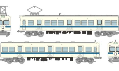 鉄道コレクション 鉄コレ 小田急電鉄2200形 2両セット A