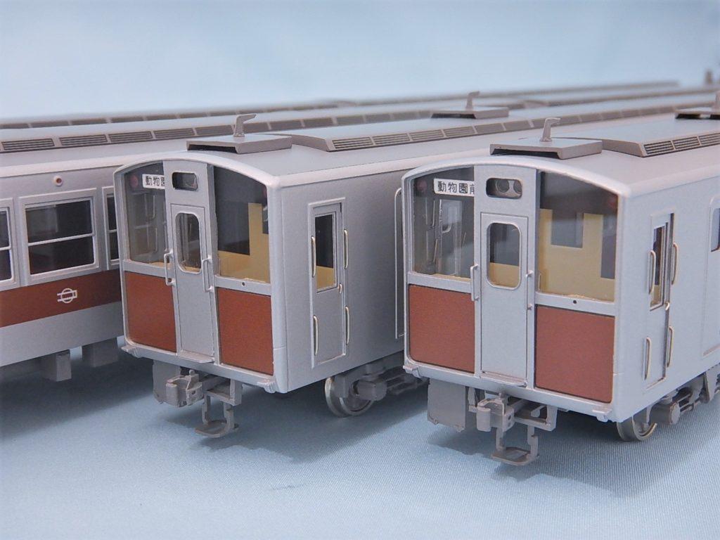 カツミ 大阪市交通局60系 非冷房 6両編成セット