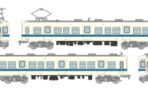 鉄道コレクション 小田急電鉄2320形 2両セットB 発