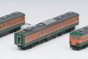 TOMIX トミックス 98436 国鉄 115-300系近郊電車(湘南色)基本セットA