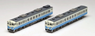 【TOMIX】キハ40形2000番代・キハ47形0番代(JR四国色)発売