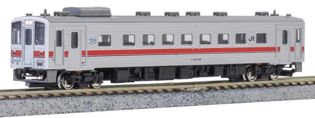 グリーンマックス 30407 JR北海道キハ54形(500番代・宗谷本線)1両単品(動力付き)