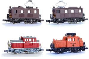 マイクロエース A1040 A1041 A1042 A1043 Cタイプ機関車