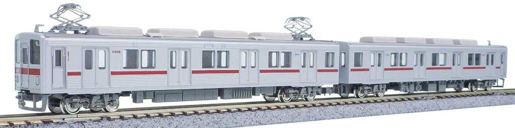 GREENMAX グリーンマックス gm 30712 東武10000型リニューアル車 (東武スカイツリーライン・11204編成)増結用先頭車2両セット(動力無し)