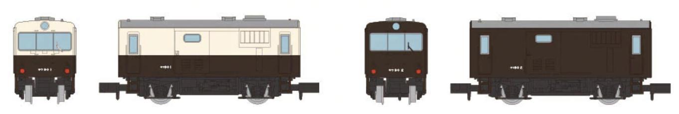 【鉄コレ】ノスタルジック鉄道コレクション 第1弾