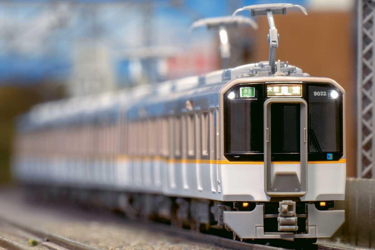 GREENMAX グリーンマックス gm 30999 近鉄9020系先頭車6両編成セット(動力付き)