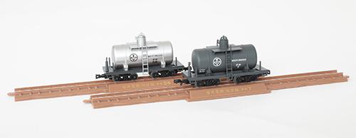 鉄道コレクション 鉄コレ ナローゲージ80 猫屋線 小型タンク貨車 2両セット