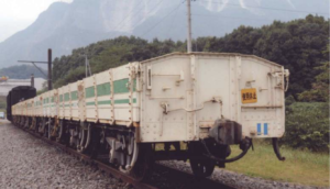 【マイクロエース】西武鉄道 トム301 バラスト輸送用貨車(新塗装)発売