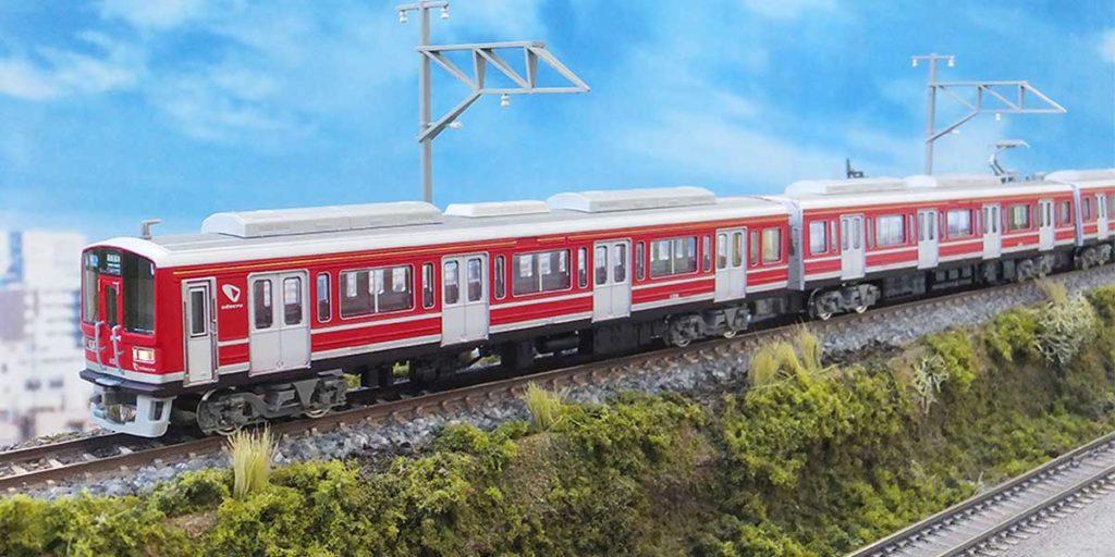 GREENMAX グリーンマックス gm 30592 小田急1000形(赤)4両編成セット(動力付き)