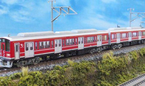 GREENMAX グリーンマックス gm 30431 小田急1000形(赤)4両編成セット(動力付き)