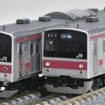 TOMIX トミックス 98442 JR 205系通勤電車(前期車・京葉線)基本セット
