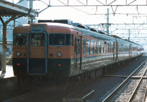 【TOMIX】165・167系(冷改車・湘南色・宮原電車区)発売