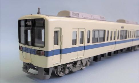 カツミ HOゲージ 小田急電鉄8000形 登場時