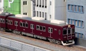 【グリーンマックス】阪急6000系(旧塗装)発売