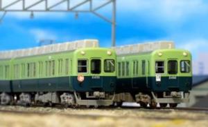 【グリーンマックス】京阪2400系(未更新車)発売