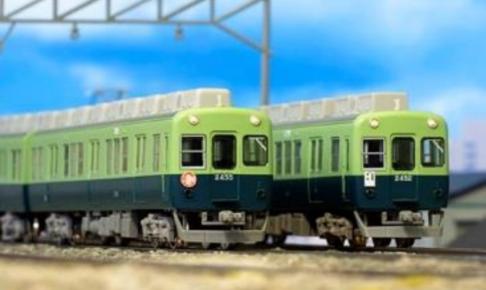 GREENMAX グリーンマックス 30427 30428 京阪2400系(未更新車)