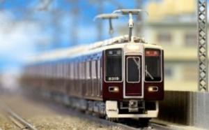 【グリーンマックス】阪急8300系 京都線(3次車)発売