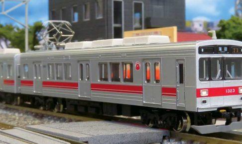 GREENMAX グリーンマックス gm 30439 東急電鉄1000系池上線・東急多摩川線 3両編成セット(動力付き)