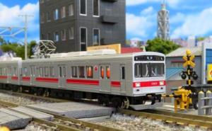 【グリーンマックス】東急電鉄1000系 池上線・多摩川線 発売