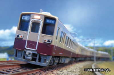 【グリーンマックス】東武6050型(リバイバルカラー・4両編成)発売