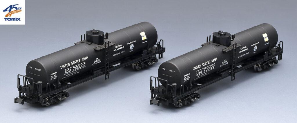 TOMIX トミックス 97938 特別企画品 私有貨車 タキ3000形(米タン・初期塗装)セット