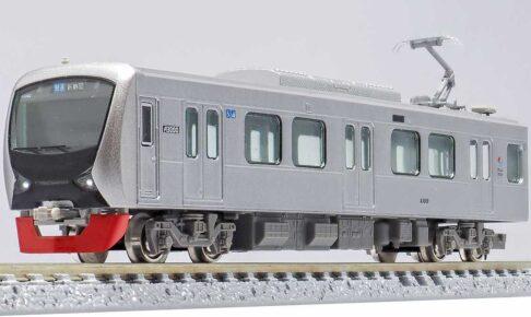 GREENMAX 31504 静岡鉄道A3000形(A3009編成)2両編成セット(動力付き)