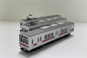 鉄道コレクション 鉄コレ 東急電鉄1000系(赤帯)