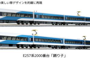 KATO カトー 10-1613 10-1614 E257系2000番台・2000番台「踊り子」