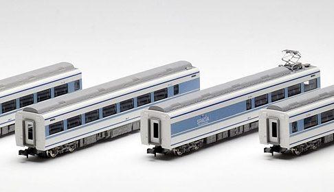 TOMIX トミックス 98760 東武100系スペーシア(粋カラー)セット