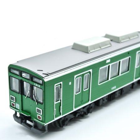 【鉄コレ】限定品 東急電鉄1000系(緑の電車)