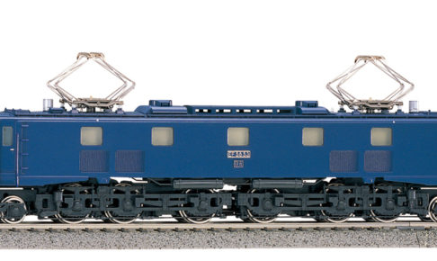 KATO カトー 1-301 (HO) EF58 大窓 ・ ブルー